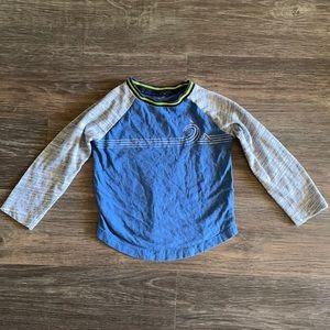 4/$20 Boys Gymboree Long Sleeve Shirt Sz 2
